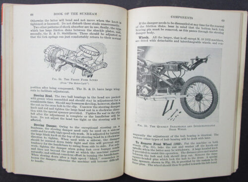 PITMANS MOTORCYCLISTS LIBRARY