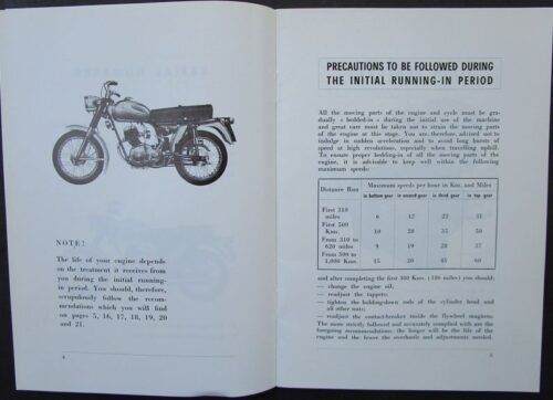 ducati vintage manual