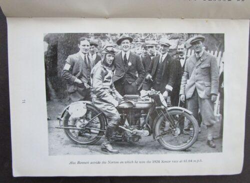 vintage tt racing book