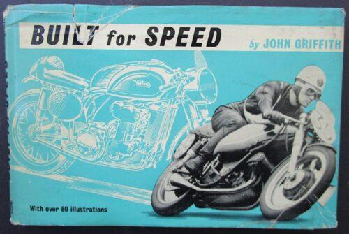 vintage racing motorcycle