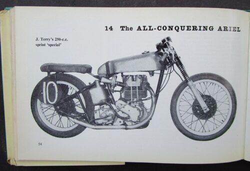 british racing motorcycle