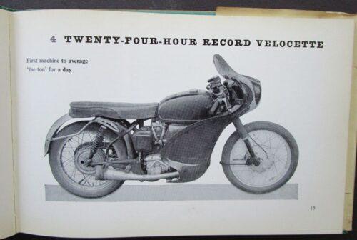vintage motorcycle book
