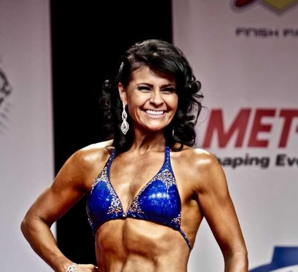 Amazing After Bariatric Surgery Photo, 1St Place Championship Photo In Muscle Building Contest