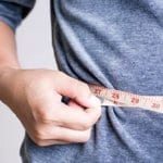 What is the probability of gaining weight after gastric balloon procedure?