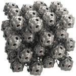 Steel C6XTY lattice