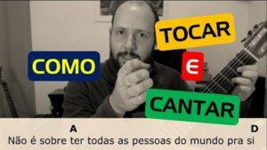 Read more about the article 3 DICAS para TOCAR E CANTAR qualquer música no violão!