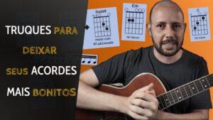 Read more about the article ACORDES FÁCEIS E BONITOS NO VIOLÃO – DICAS E TRUQUES
