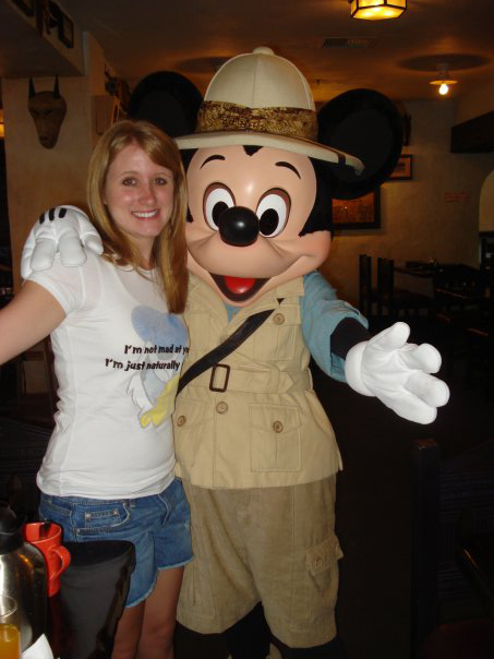 Mickey Mouse and Me