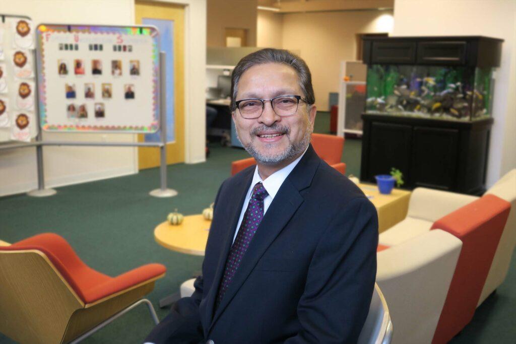 Photo of Dr. Salim Chowdhury