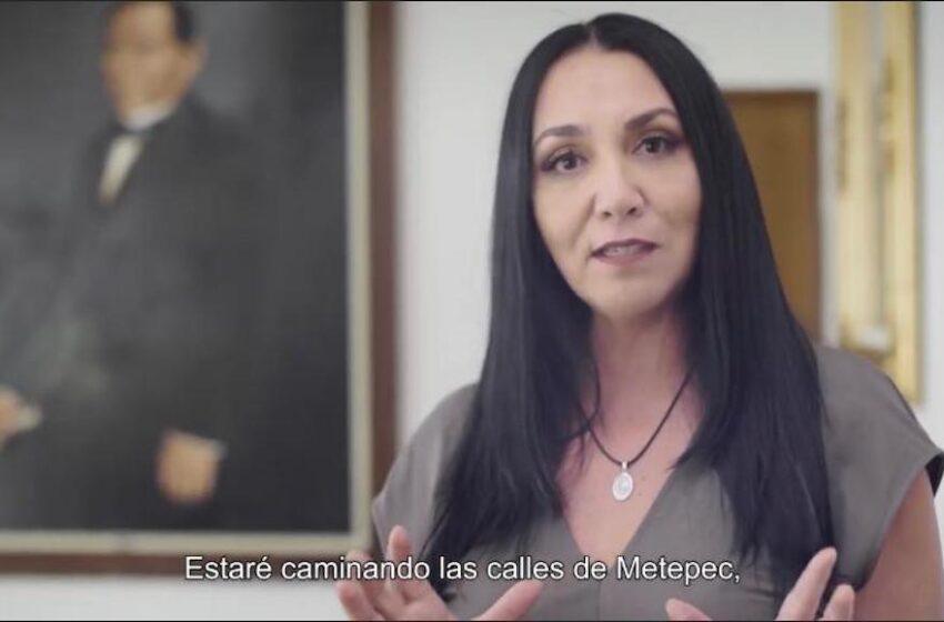 GABRIELA GAMBOA SE QUIERE REELEGIR