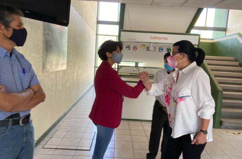 DIÁLOGO CON LAS Y LOS UNIVERSITARIOS, LO MÁS IMPORTANTE DURANTE COMPARECENCIAS: YOLANDA BALLESTEROS