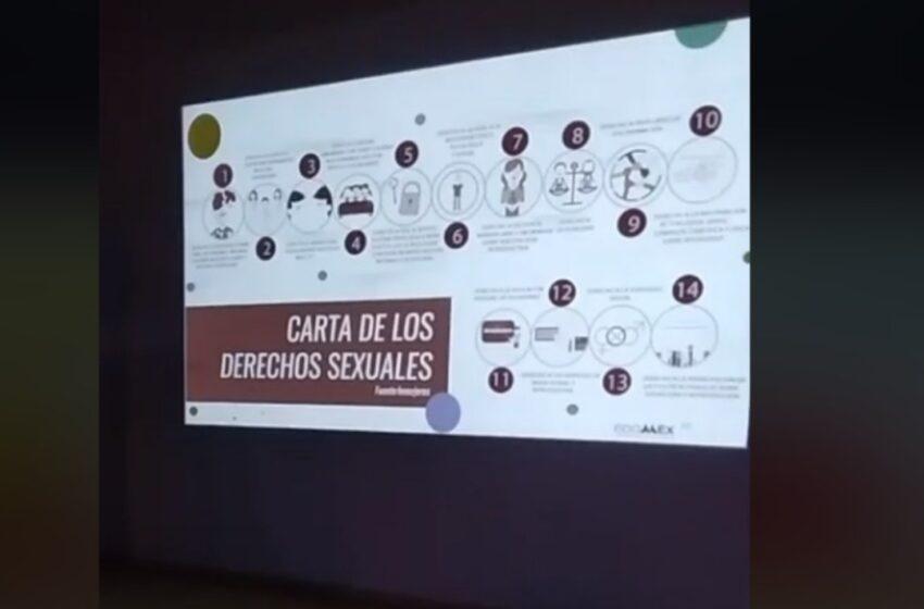 PROMUEVEN TALLERES VIRTUALES PARA PREVENIR EMBARAZOS A TEMPRANA EDAD