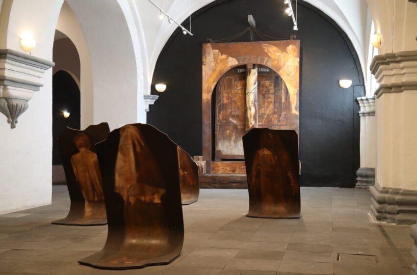 EXHIBE MUSEO DE BELLAS ARTES EL LENGUAJE DE RAFAEL CAUDURO