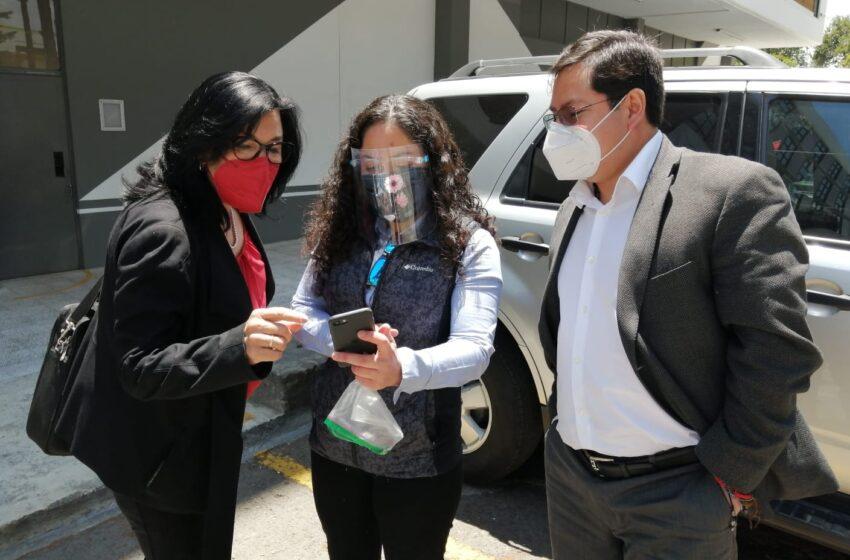 ADMINISTRACIÓN CABAL, FINCADA EN HOMESTIDAD Y TRANSPARENCIA, OFRECE YOLANDA BALLESTEROS