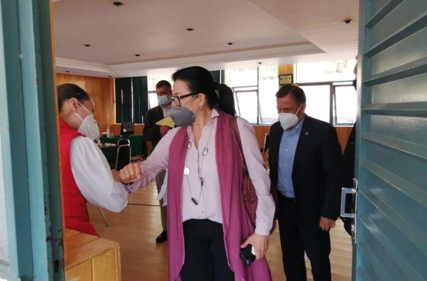 PROPUESTAS DE YOLANDA BALLESTEROS, ACORDES CON LA NUEVA LEY DE EDUCACIÓN SUPERIOR