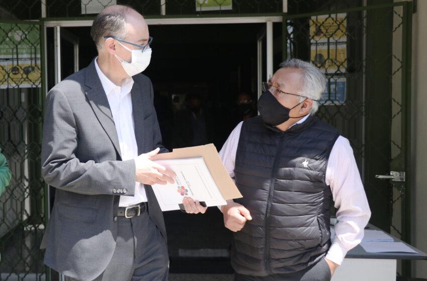 FORTALECER EL PRESTIGIO DE LA UAEMÉX  CON TRANSPARENCIA E INTEGRIDAD: CARLOS BARRERA