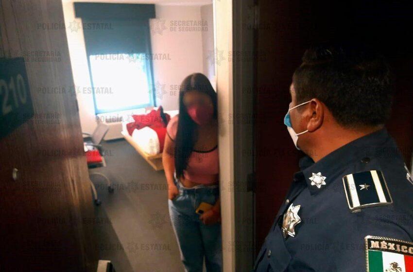 RESCATAN A DOS MUJERES EXTRANJERAS VÍCTIMAS DE TRATA DE PERSONAS