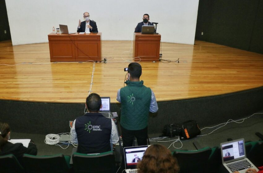 UNIVERSIDAD PÚBLICA FORTALECE EL TEJIDO SOCIAL: CARLOS EDUARDO BARRERA DÍAZ
