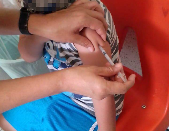 LLAMA SALUD EDOMÉX A VACUNAR A LA POBLACIÓN INFANTIL CONTRA SARAMPIÓN, RUBÉOLA Y TUBERCULOSIS