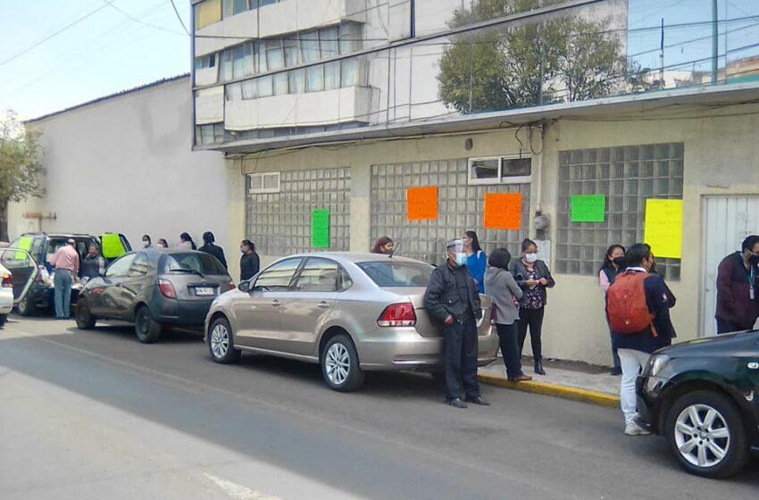 INFORMA SALUD EDOMÉX QUE REALIZA GESTIONES ANTE GOBIERNO DE MÉXICO PARA VACUNAR A PERSONAL DE TERCERA LÍNEA DE ATENCIÓN