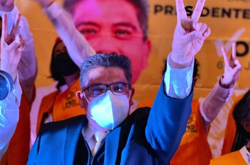 ALFREDO HURTADO DE PASOS FIRME RUMBO A LA PRESIDENCIA MUNICIPAL DE OTZOLTEPEC