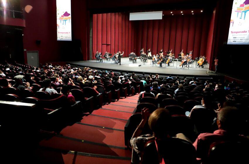 FESTEJA ORQUESTA FILARMÓNICA MEXIQUENSE EL DÍA DE LAS MADRES