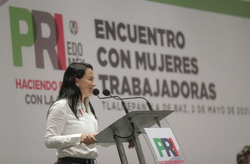 CANDIDATAS PRIISTAS TIENEN UN COMPROMISO REAL CON EL EMPODERAMIENTO FEMENINO: ALEJANDRA DEL MORAL VELA