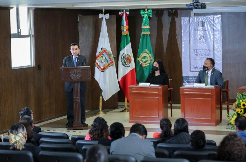 PLAN GENERAL DE DESARROLLO Y PLAN RECTOR DE DESARROLLO INSTITUCIONAL REDEFINIRÁN A LA UAEM
