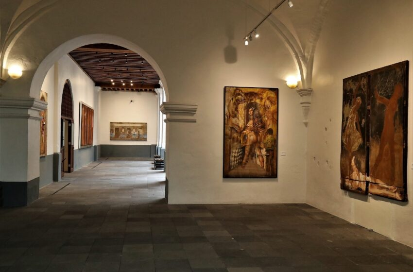 ANUNCIA MUSEO DE BELLAS ARTES QUE EXPOSICIÓN DE RAFAEL CAUDURO SE EXTIENDE HASTA AGOSTO