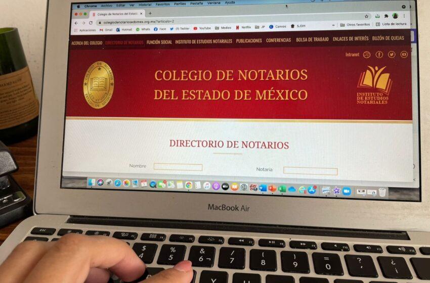 MANTENDRÁN NOTARIOS OFICINAS ABIERTAS DURANTE JORNADA ELECTORAL