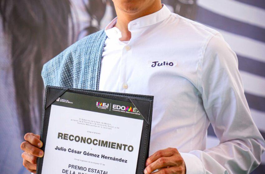 CONVOCA GEM AL PREMIO ESTATAL DE LA JUVENTUD 2021