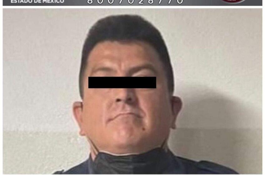 DETIENEN A DIRECTOR DE SEGURIDAD PÚBLICA DE VALLE DE BRAVO