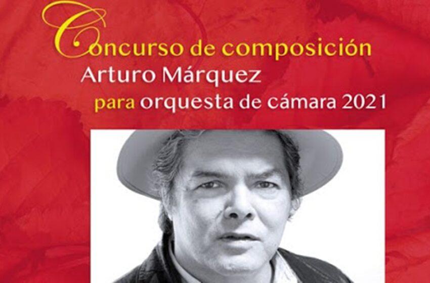 """CONVOCAN A COMPOSITORES MEXIQUENSES A PARTICIPAR EN CONCURSO """"ARTURO MÁRQUEZ 2021"""""""