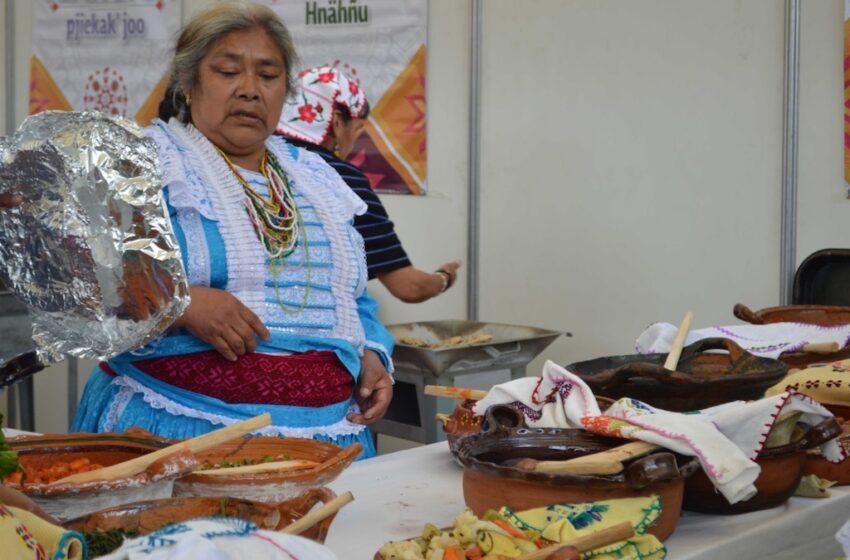 RESCATAN RECETAS DE LA COCINA TRADICIONAL
