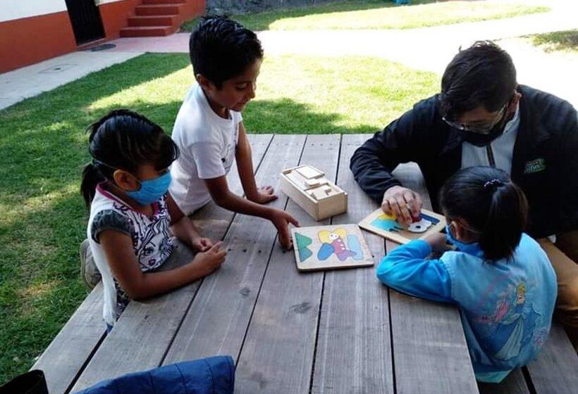 FESTEJAN DÍA DEL PADRE EN CASAS HOGAR DE NIÑAS Y NIÑOS EN SITUACIÓN DE ORFANDAD