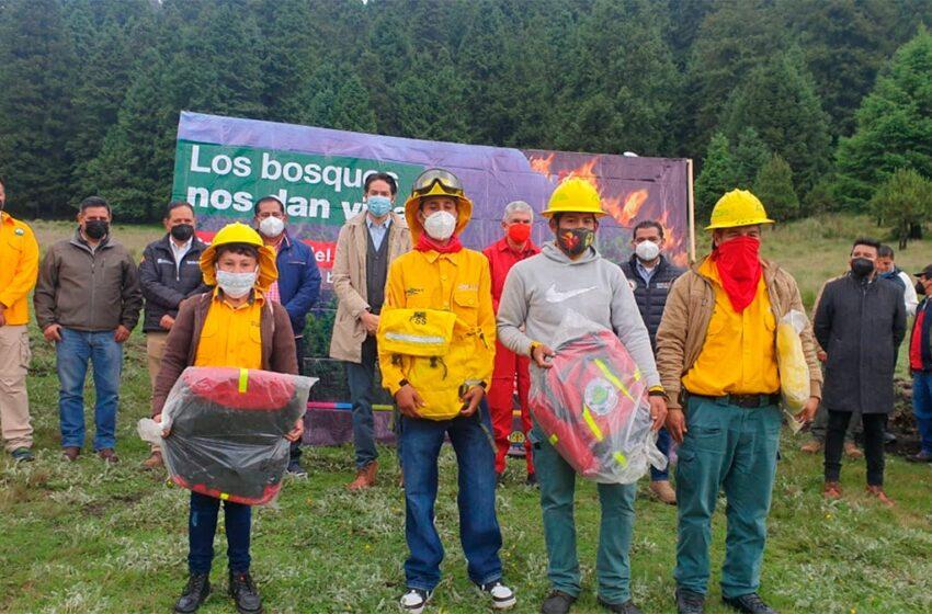 CONCLUYE TEMPORADA DE INCENDIOS FORESTALES EN EL ESTADO DE MÉXICO