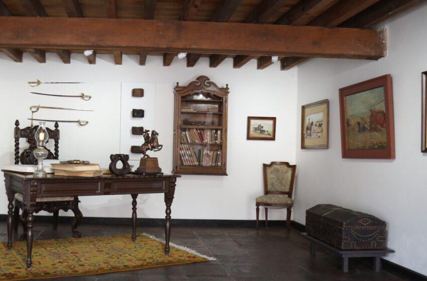 RESGUARDA MUSEO HACIENDA LA PILA ARCÓN DE ARMAS QUE PERTENECIÓ A MARIANO MATAMOROS