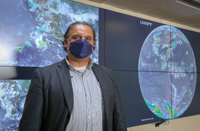 OFRECE UAEM INFORMACIÓN A LA POBLACIÓN SOBRE EVENTOS METEREOLÓGICOS