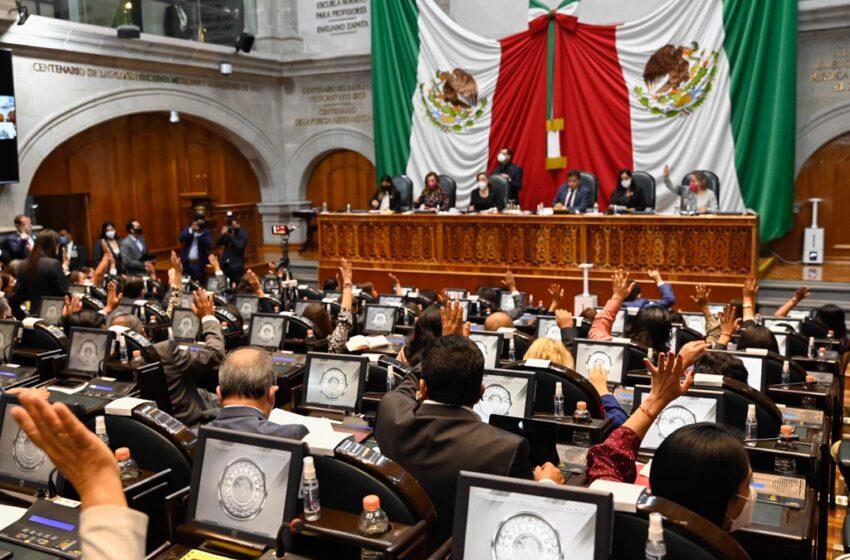 DEMANDA CONGRESO MEXIQUENSE RECURSOS PARA PERSONAS DAMNIFICADAS POR LLUVIAS