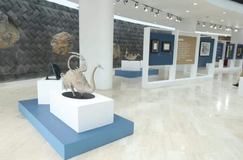 INVITA SECRETARÍA DE CULTURA Y TURISMO A VISITAR LA VARIEDAD DE EXPOSICIONES EN SU RED DE MUSEOS