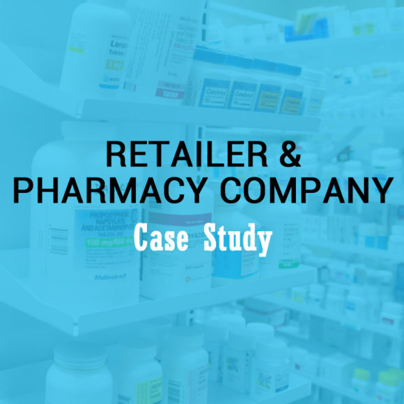 revenue growth case study for retailer and pharmacy company