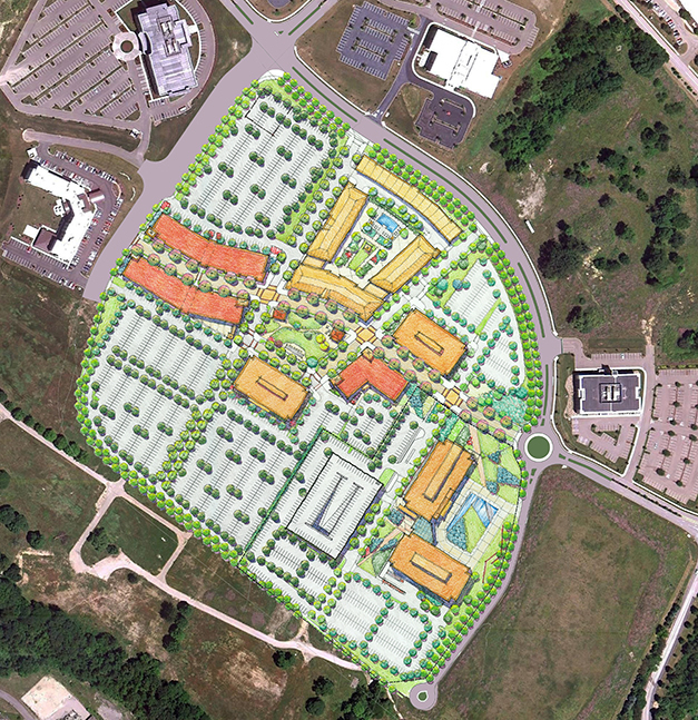 Southpointe Town Center Master Image One