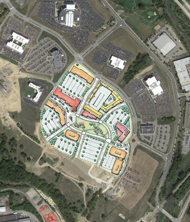 Southpointe Town Center Master Image Two