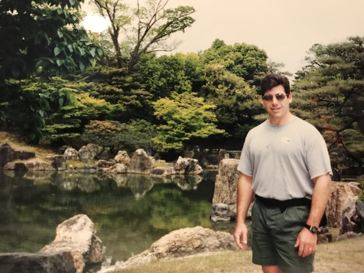 Perry in Japan