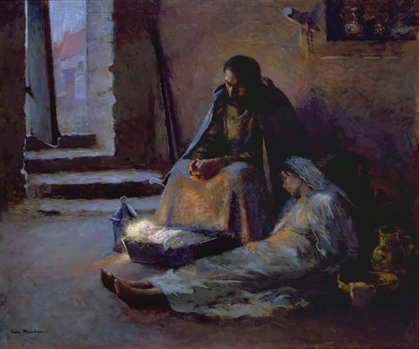 Who God Is: A Reflection on Luke 2:1-20