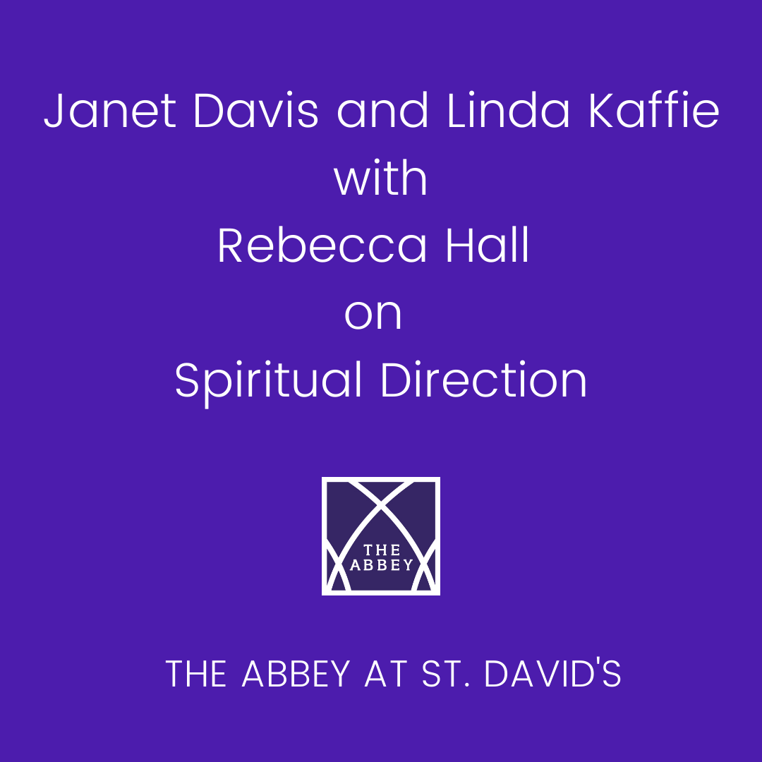 Inside the Abbey: Spiritual Direction
