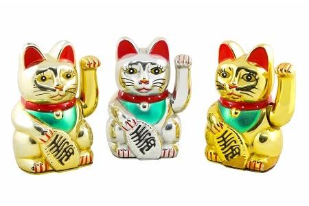 Maneki neko Japanese Cat