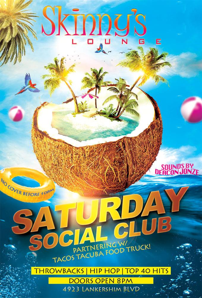 Saturday Social Club
