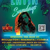 Skinny's Latin Sunday's