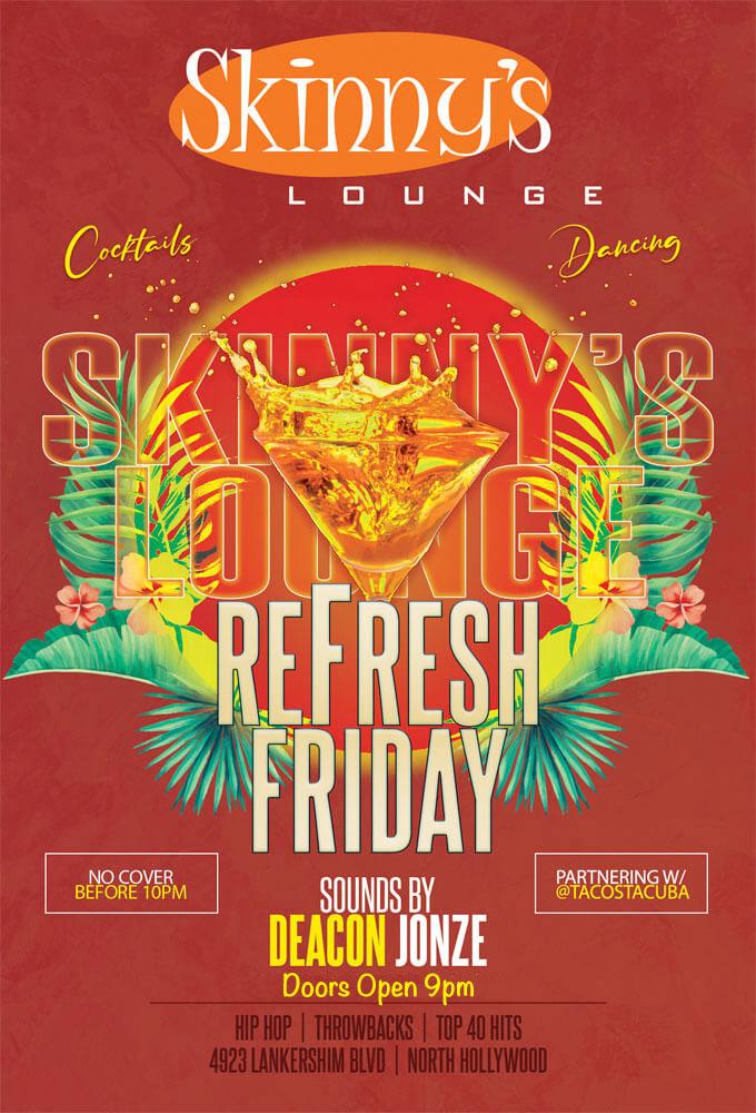 Refresh Fridays